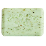 Wholesale Mint Leaf French Soap Bar