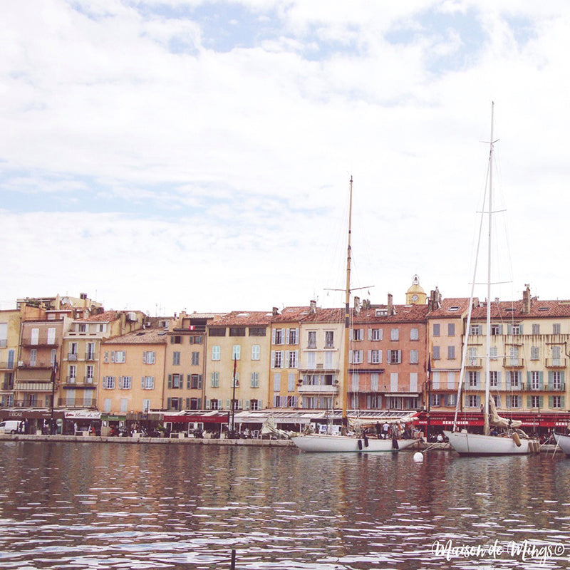 saint tropez port provence france