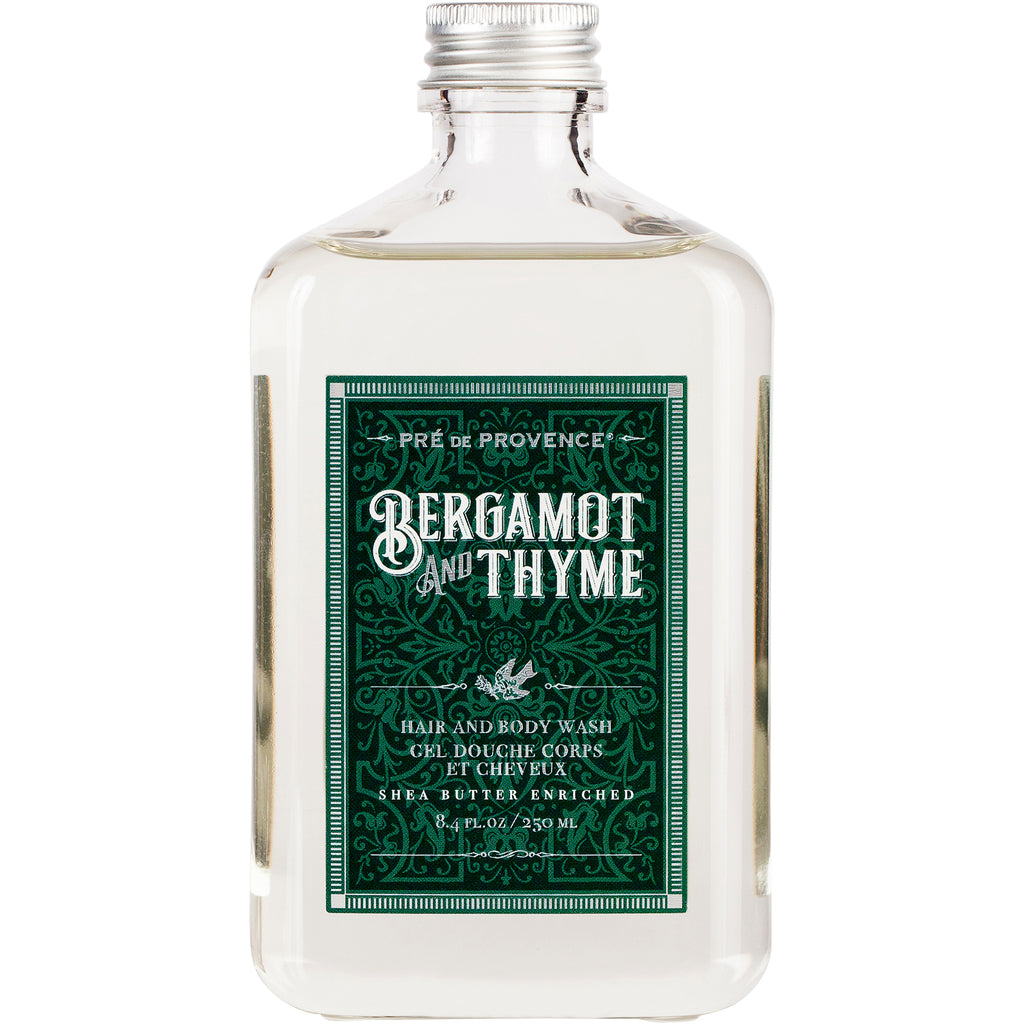 Hair And Body Wash - Bergamot & Thyme