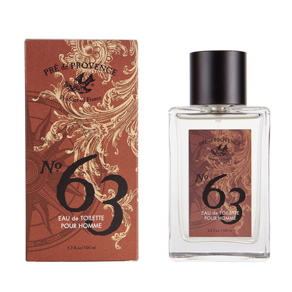 No.63 Men's Eau de Toilette