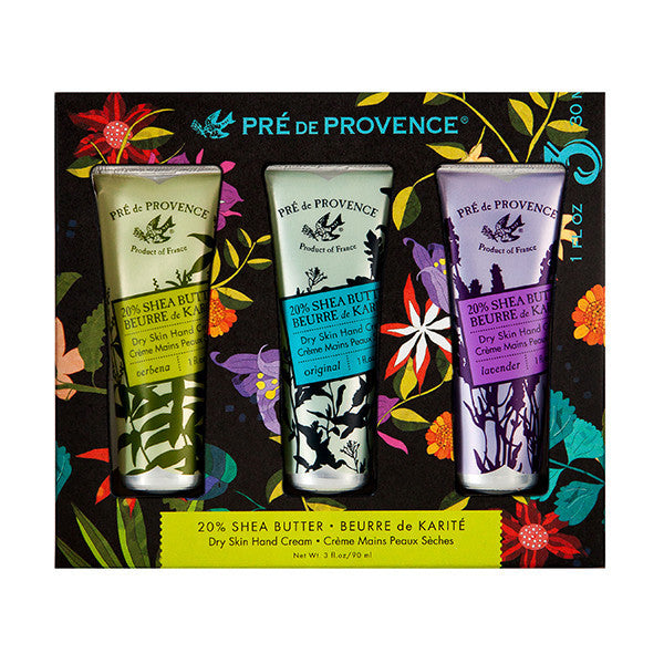 Midnight Garden Handcream Trio