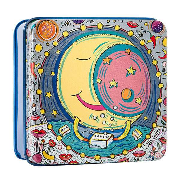 Zodiac Soap In Tin - Moon