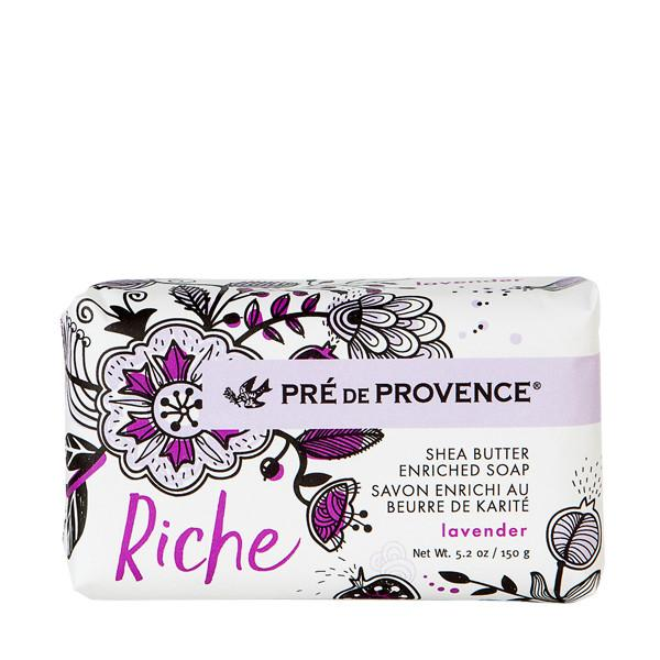 Riche Wrapped Soap - Lavender