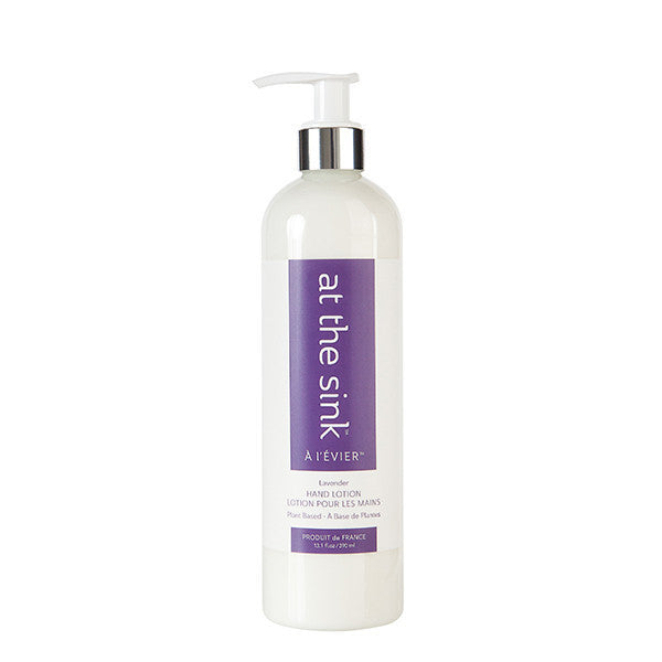 At the Sink Hand Lotion - Lavender