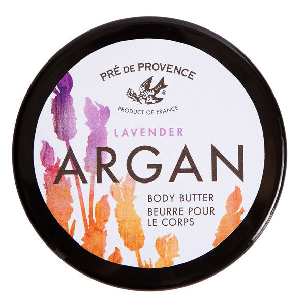 Argan Body Butter - Lavender