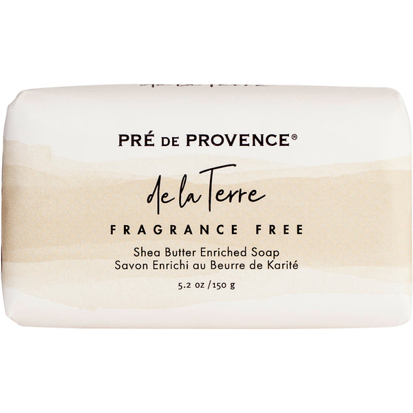 de la Terre - Unscented Soap Bar 150G