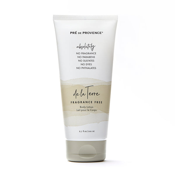 de la Terre - Unscented Body Lotion 200ml