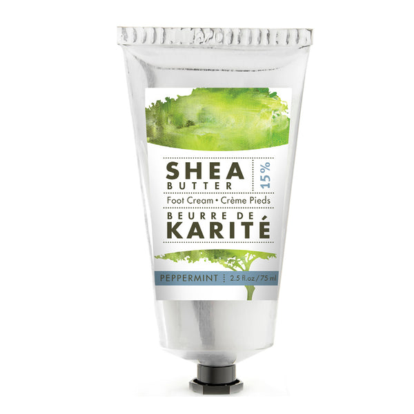 Shea Butter Foot Cream