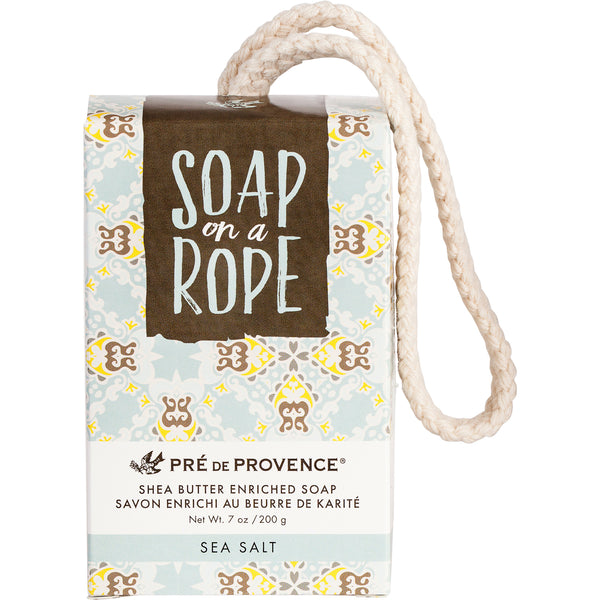 Soap on a Rope - Sea Salt