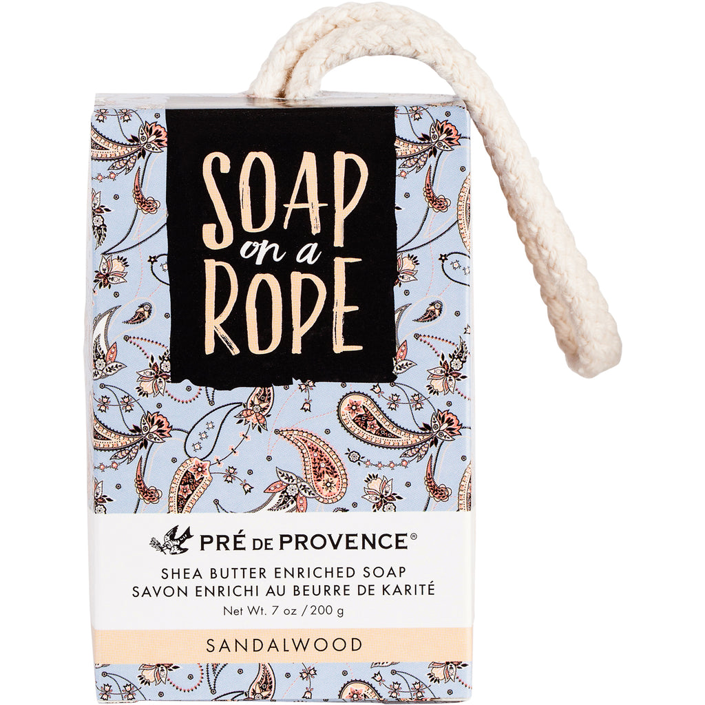 Soap on a Rope - Sandalwood