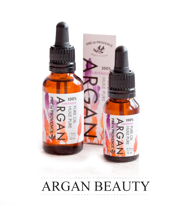 argan beauty products