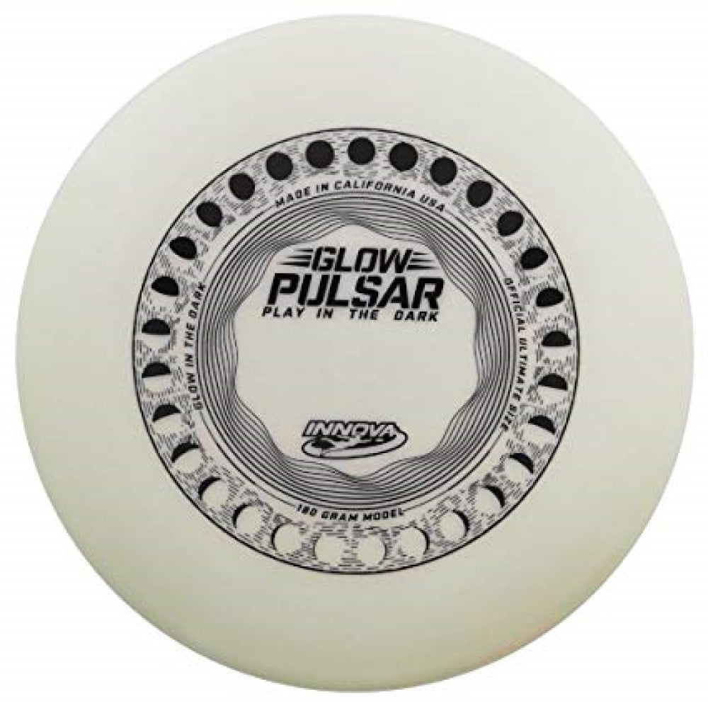 Innova Pulsar Flying Disc - 180 Gram - Major League Ultimate Championship Sport Disc