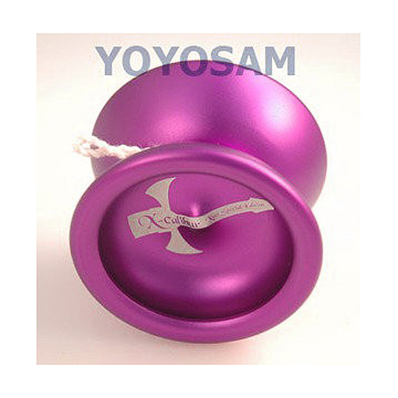 X-YO Ixion's X-Calibur Aluminum Yo-Yo - Limited Run- Very Rare! - YoYoSam