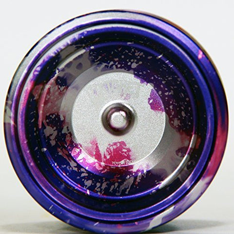 Yoyofficer Hatchet 2 Yo-Yo -Unique Paint Job!