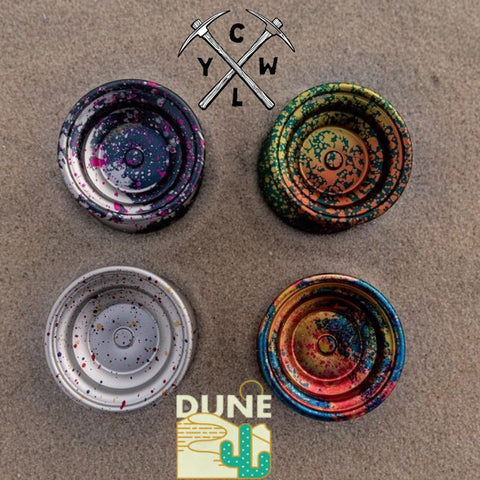 CLYW Dune Yo-Yo - by Caribou Lodge Return Tops - Signature YoYo for Anthony Rojas!