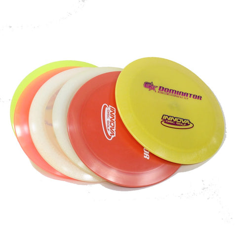 Innova Dominator Disc Golf- Distance Driver - Many Styles! Colors and Weight may Vary (148g -175g) Sold Individually - YoYoSam