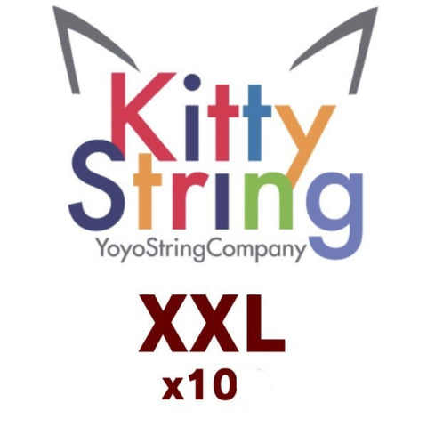 Kitty String Yo-Yo String 10 Pack - XXL - YoYoSam