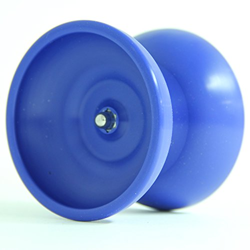 Silverback King Offstring Yo-Yo - KingYoStar/MonkeyfingeR Collaboration-Blue