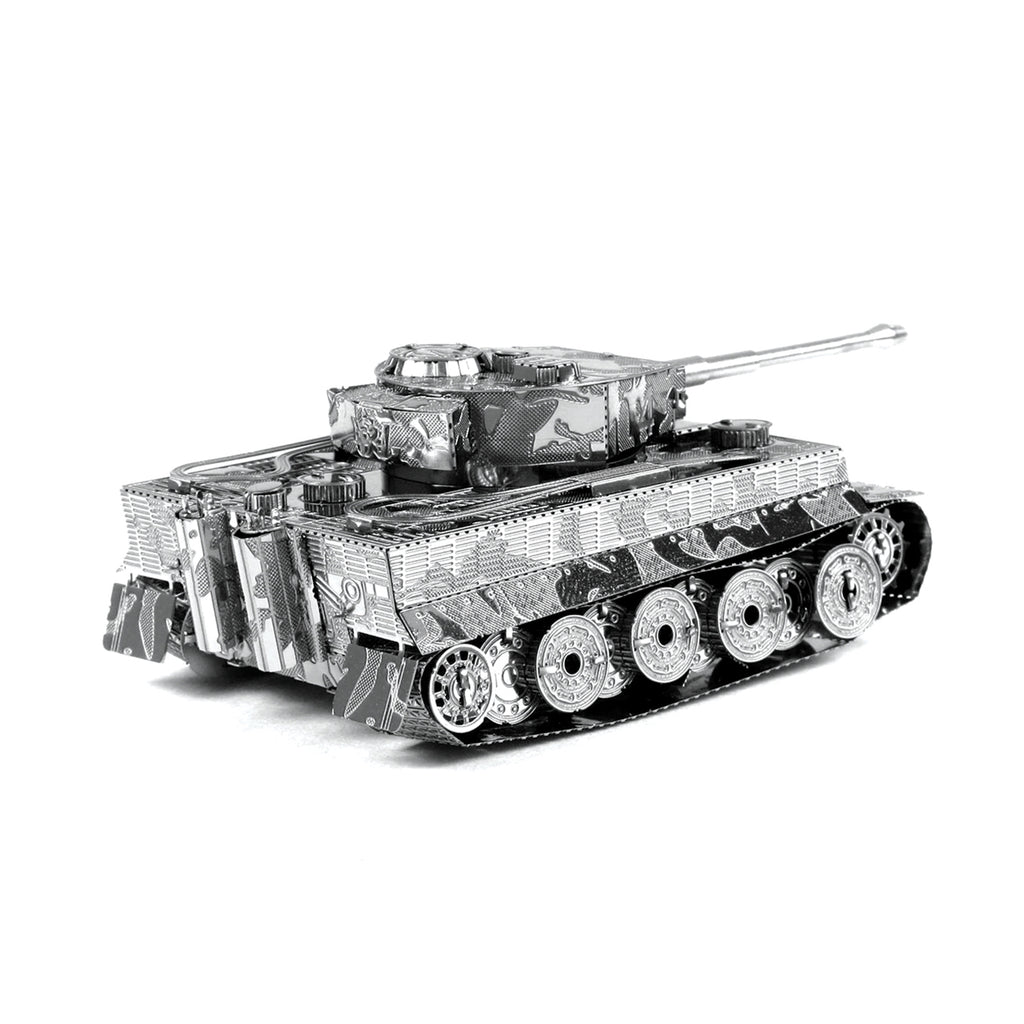 Fascinations Metal Earth 3D Laser Cut Model Kit -TANKS