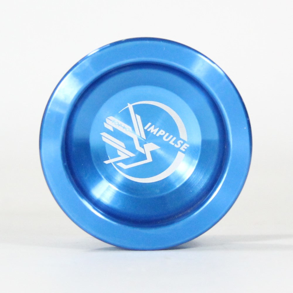 TOP YO Impulse Yo-Yo - First Generation - 7003 Aluminum YoYo