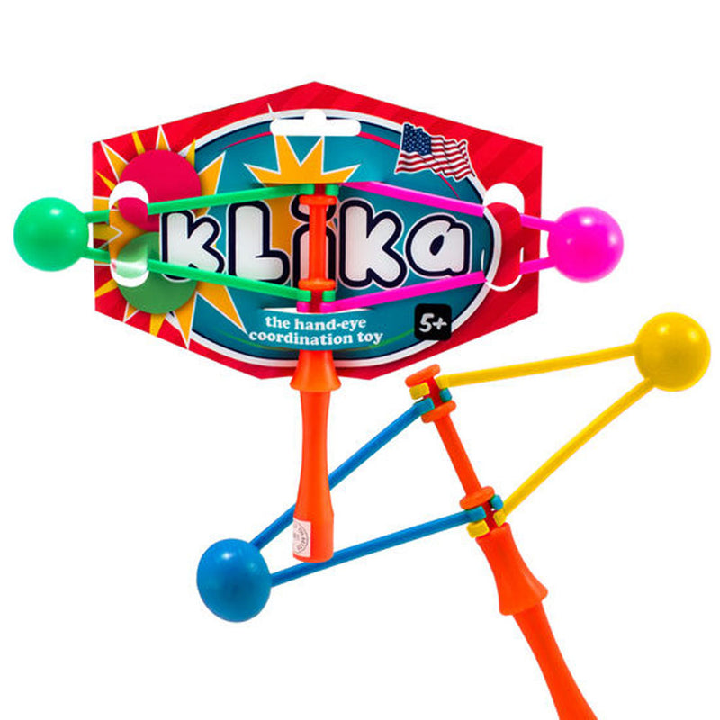 Klika Toy by Channel Craft- American-Made Coordination Toy- 5.5 Inches - YoYoSam
