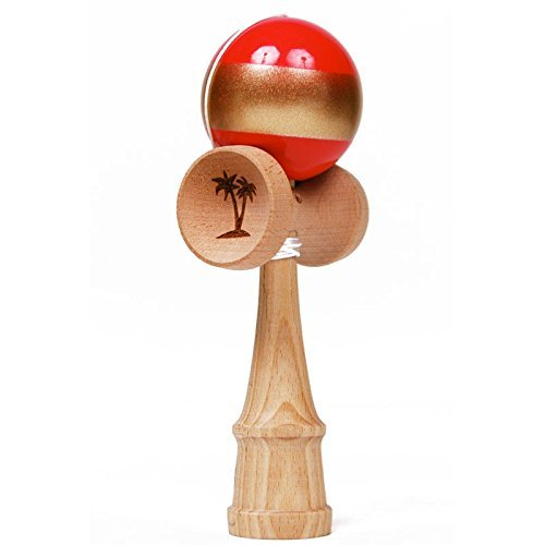 Bahama Kendama Belted Kendama - Rubberized Paint