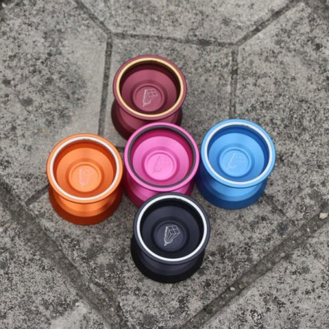 yoyofriends Raytracer Yo-Yo - 7068 Aluminum YoYo with Stainless Steel Rings