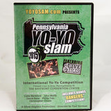 Pennsylvania Yo-Yo Slam 2015 DVD Filmed live at the Bayfront Convention Center