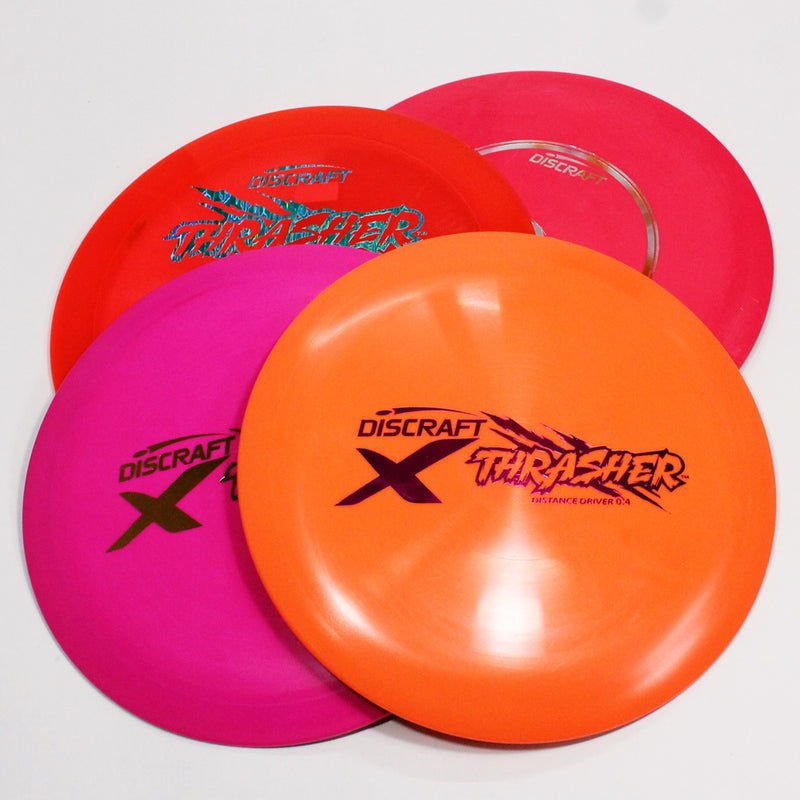 Discraft Thrasher Disc Golf- Distance Driver - Many Styles! Colors and Weight may Vary (167-173g) Sold Individually - YoYoSam