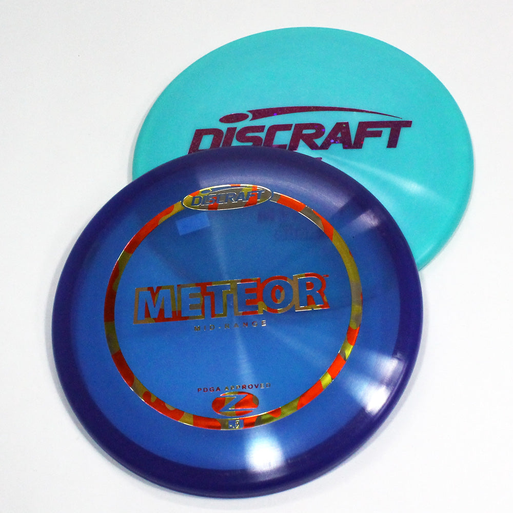 Discraft Meteor Disc Golf-Midrange - Many Styles! Colors and Weight may Vary (175g) Sold Individually - YoYoSam