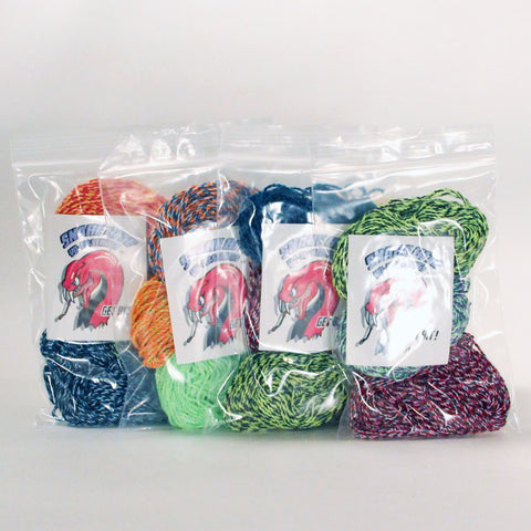 Snake Bite Yo-Yo Strings - 100% Polyester - 3/10 Pk-30 Strings Total