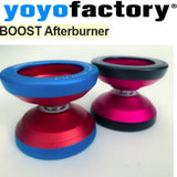 YoYoFactory Boost Afterburner Yo-Yo - Engineered YoYo - Alex Hattori Signature