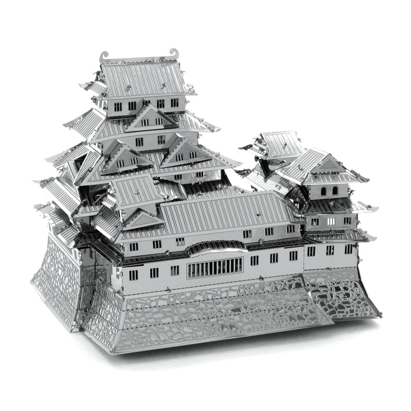 Fascinations Metal Earth 3D Laser Cut Model Kit - International Architect - YoYoSam
