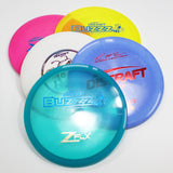 Discraft BUZZZ Disc Golf- Midrange Disc - Many Styles! Colors and Weight may Vary (173g -177g) Sold Individually - YoYoSam