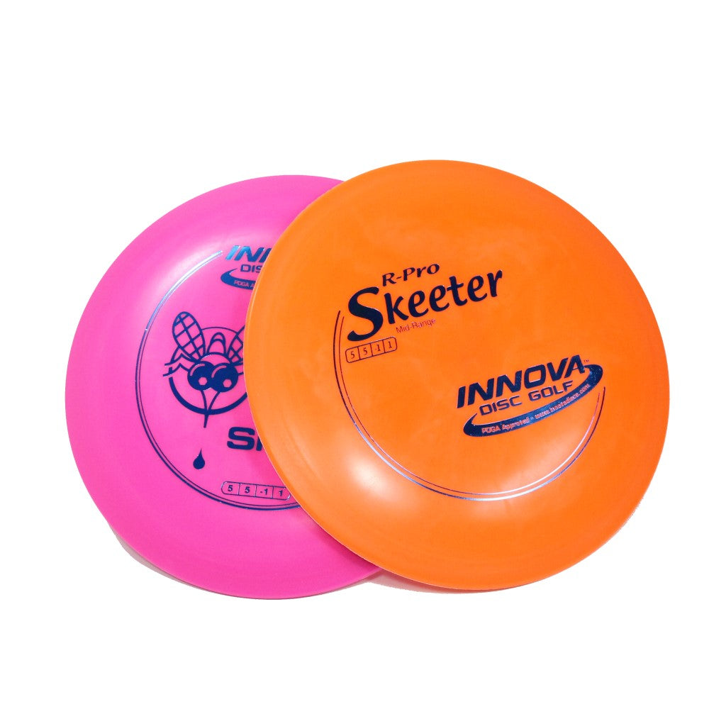 Innova Skeeter Disc Golf- Distance Driver - Many Styles! Colors and Weight may Vary (170g) Sold Individually - YoYoSam