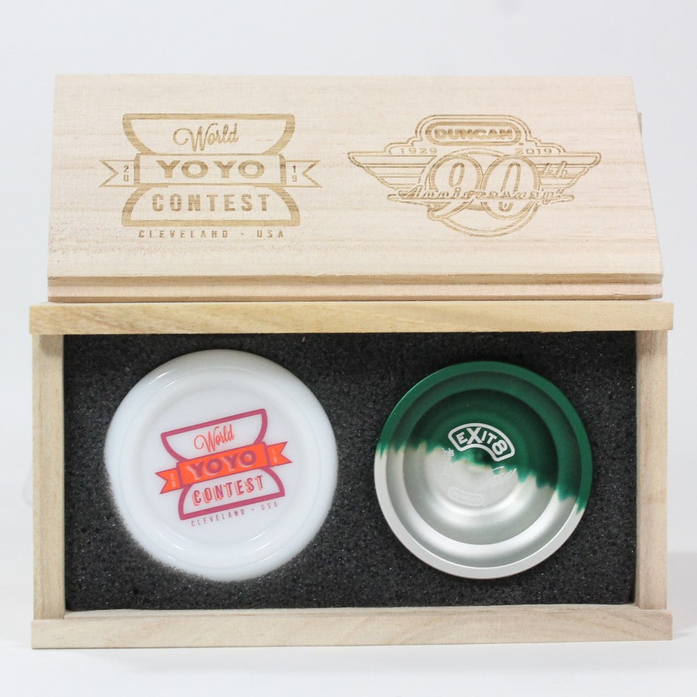 2019 Worlds Duncan Limited Release -Exit 8, Grasshopper, Orbital, Big Fun, Butterfly XT and MORE - YoYoSam