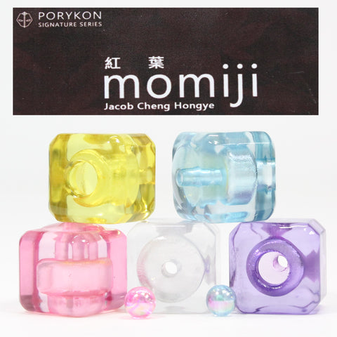 PoryKon Momiji Yo-Yo Counterweight - Cube Shaped YoYo Counter Weight - Jacob Cheng Hong Ye Signature Model - YoYoSam