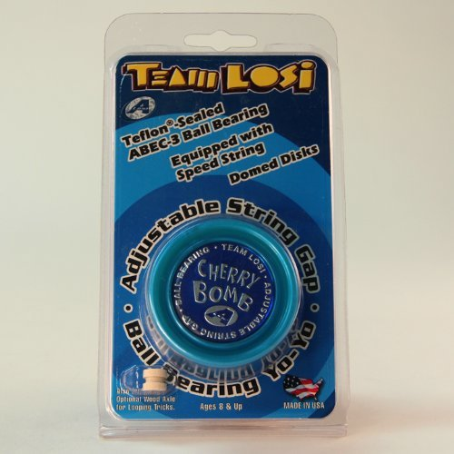 Team Losi Cherry Bomb Yo-Yo - Rare and Collectable Cherry Bomb Yo-Yo - YoYoSam