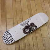Retic Yoyo Skateboard Deck - Professional Deck Constructed from Top Quality 7-ply Maple Wood - YoYoSam