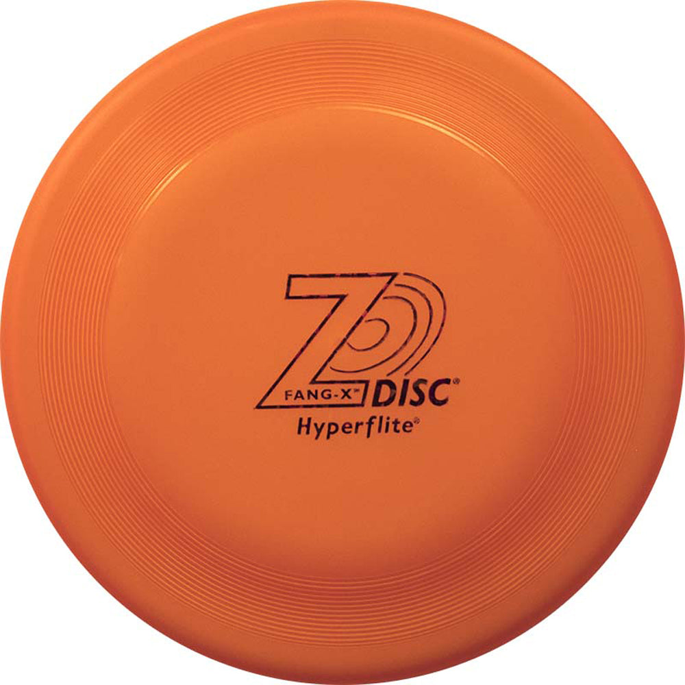Hyperflite Z-Disc Fang-X Dog Disc - Puncture Resistant Canine Disc
