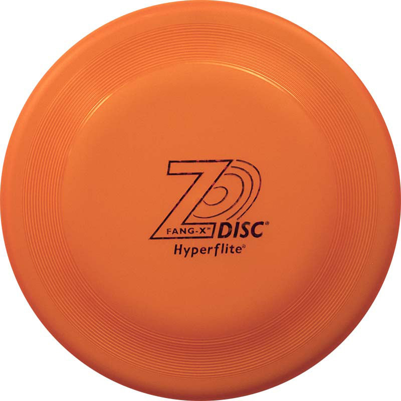 Hyperflite Z-Disc Fang-X Dog Disc - Puncture Resistant Canine Disc - YoYoSam