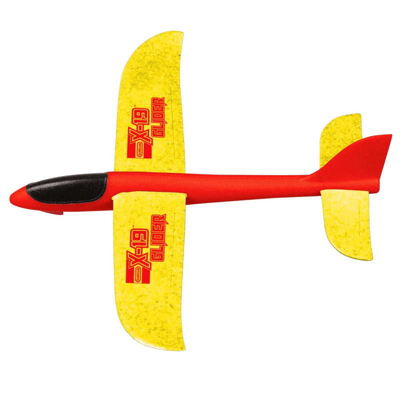 "Duncan X-19 Glider with Launcher - 19"" Wing Span - Extreme Flights - YoYoSam"