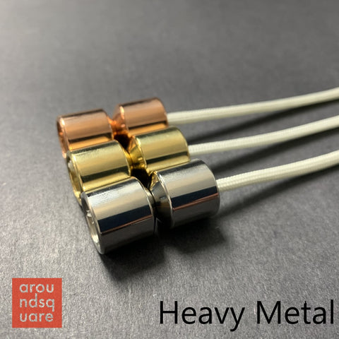 AroundSquare Everyman Heavy Metal Mini Begleri - Small