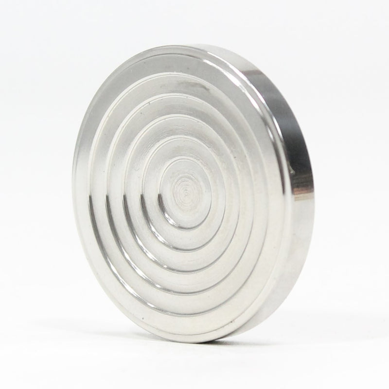 AroundSquare Regular Stepped Deadeye Contact Coin - Currency Manipulation, Worry Stone - YoYoSam