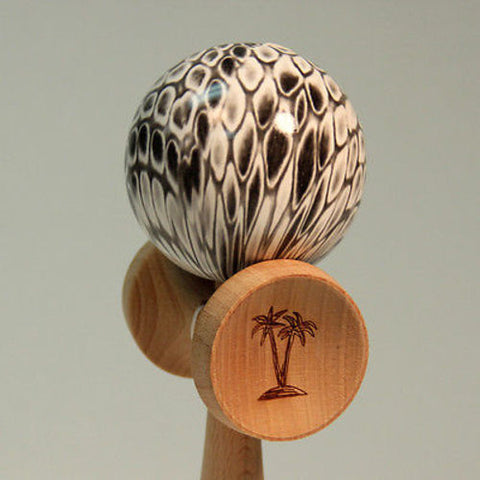 The Original Bahama Kendama Animal Collection - Dragon Scales - - YoYoSam