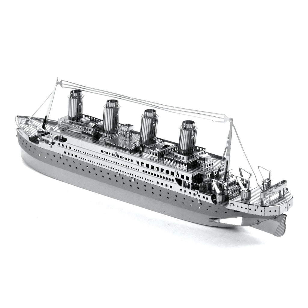 Fascinations Metal Earth 3D Laser Cut Model Kit -SHIPS