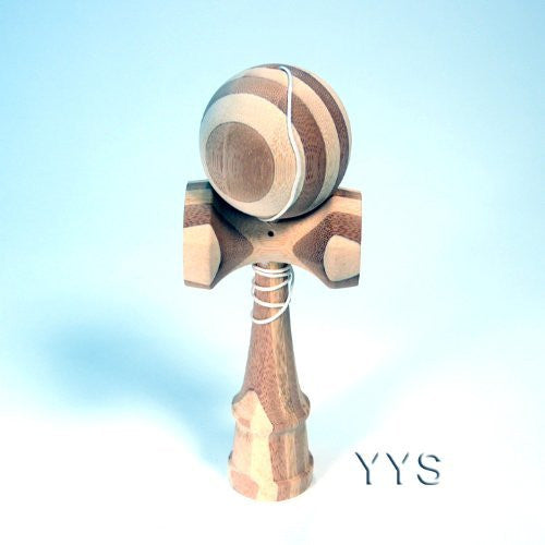 Bahama Kendama Kendama -Natty -  Bamboo Natural