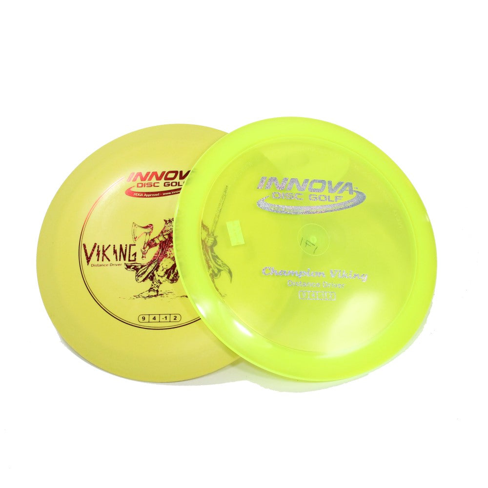 Innova Viking Disc Golf- Distance Driver - Many Styles! Colors and Weight may Vary (166g -175g) Sold Individually - YoYoSam