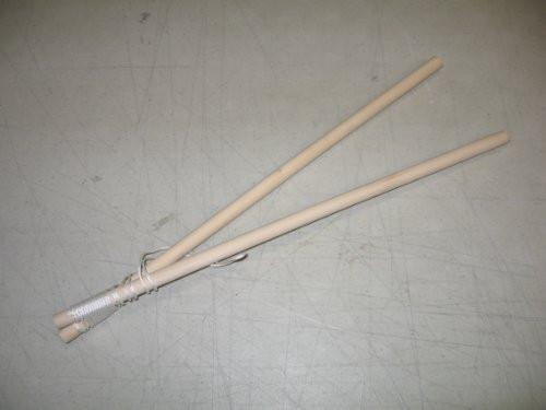 Wooden Diabolo hand-sticks