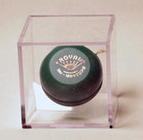 Replica Vintage Collectible Wooden Yo-Yos - Enclosed in Acrylic Display Box